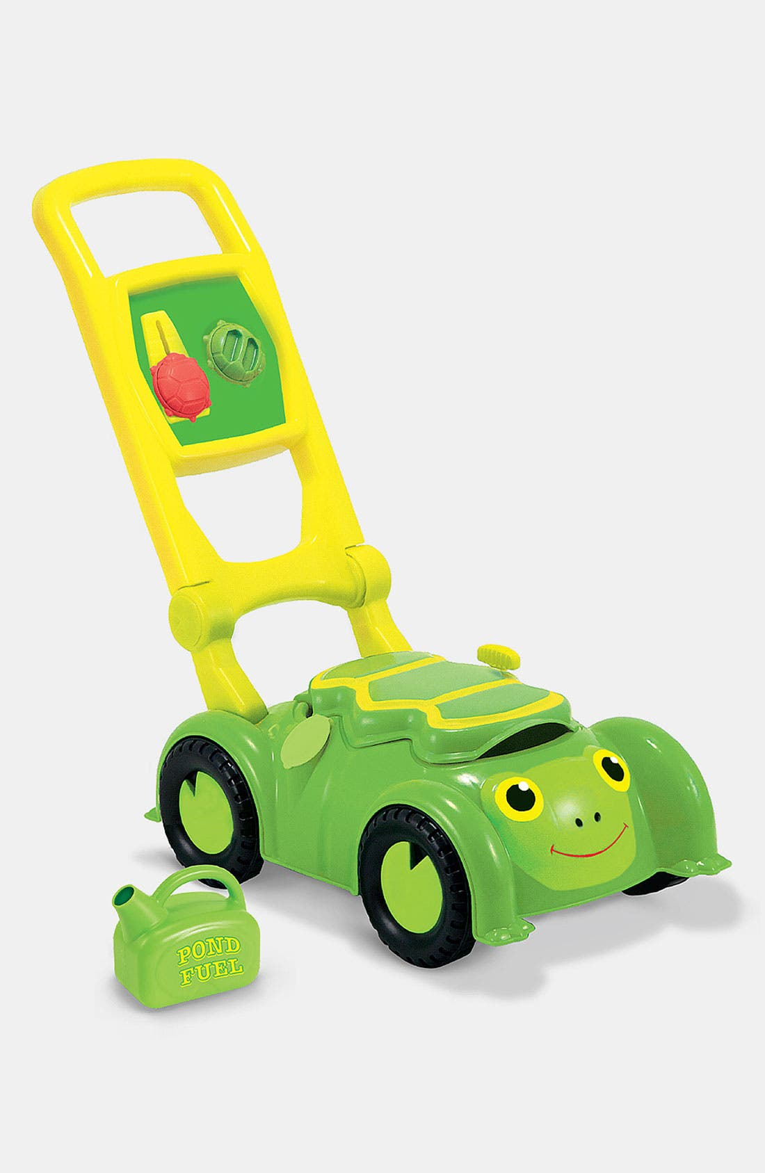 'Tootle Turtle' Lawn Mower Toy,                         Main,                         color, None