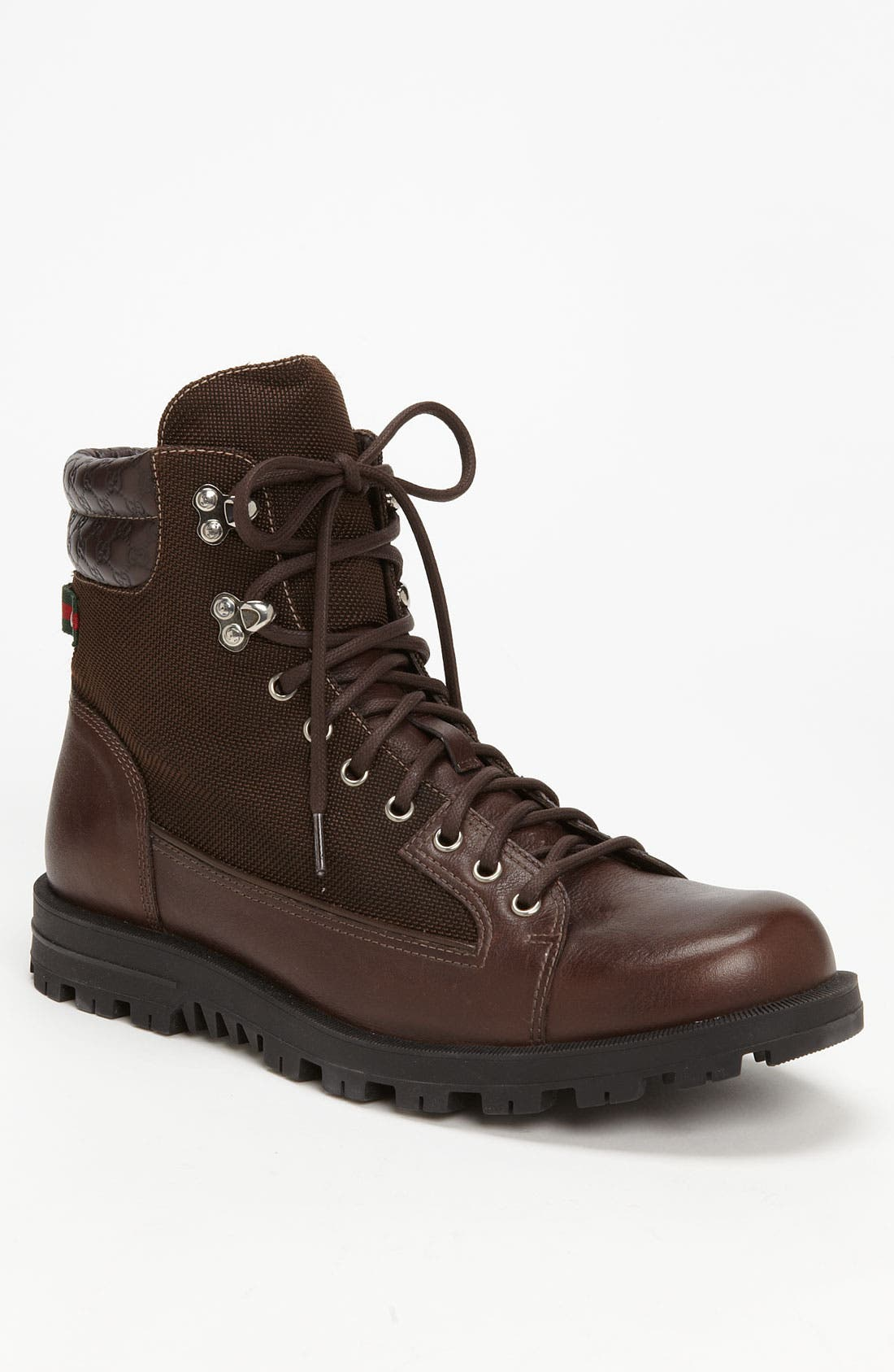 Alternate Image 1 Selected - Gucci 'Meguro' Combat Boot