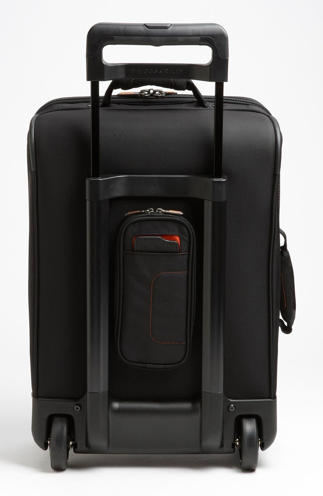 Alternate Image 4  - Briggs & Riley 'Verb - Fuse' Upright Suitcase (20 Inch)