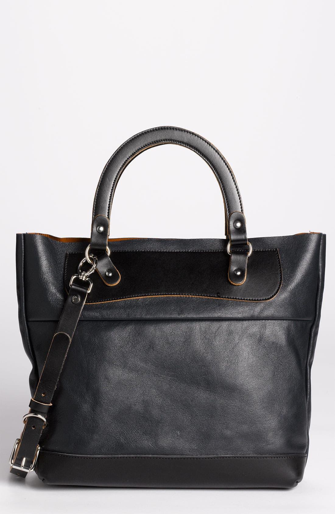 Main Image - Marni Leather Crossbody Bag