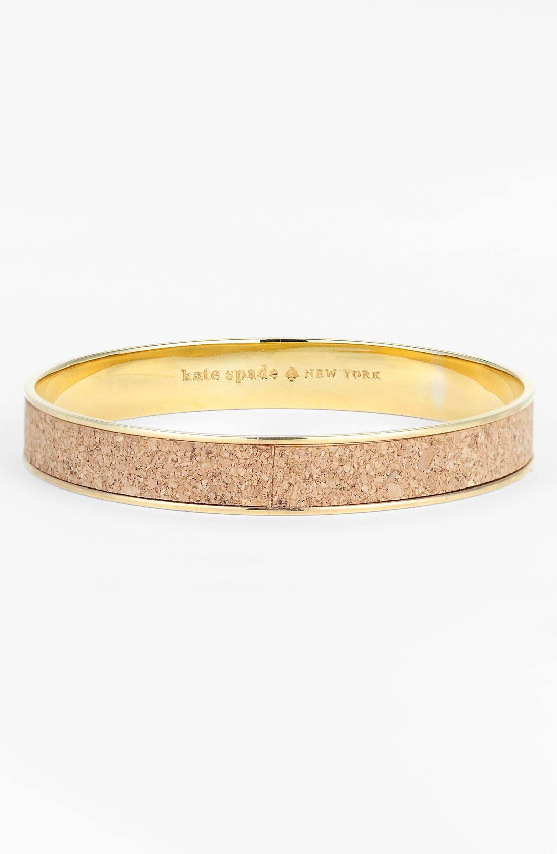 Alternate Image 1 Selected - kate spade new york 'cork city' bangle