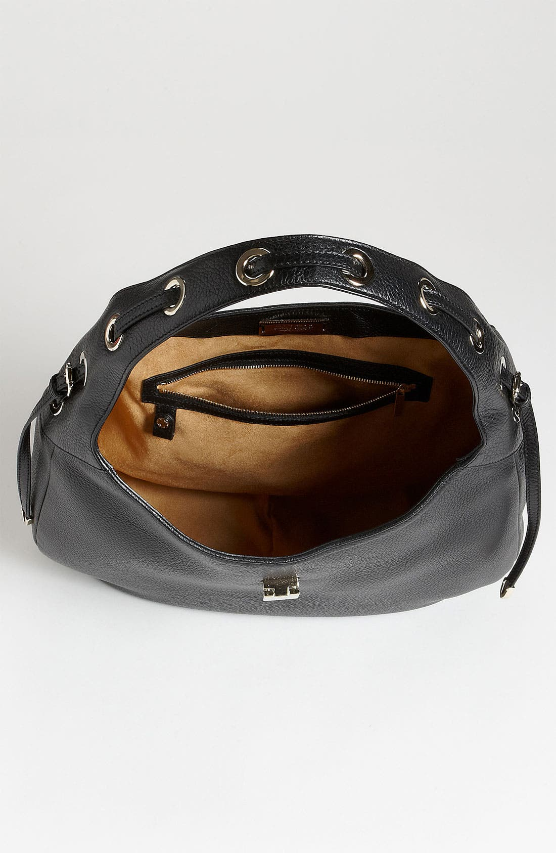 Alternate Image 3  - Jimmy Choo 'Relax' Leather Hobo