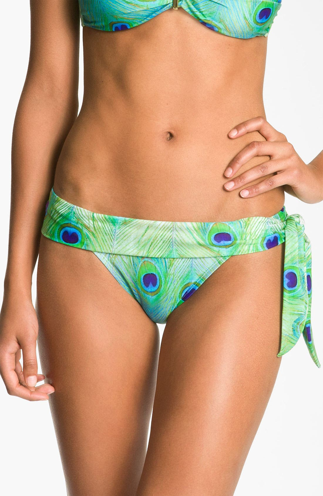 Alternate Image 1 Selected - ViX Swimwear 'Paraty Flip' Bikini Bottoms