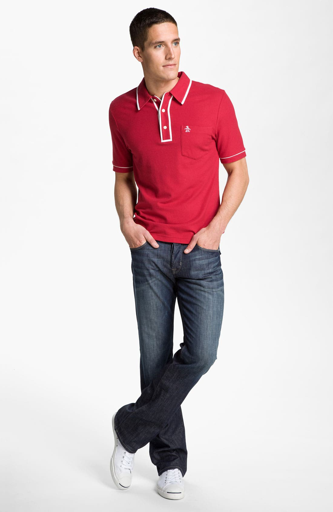 Alternate Image 5  - Hudson Jeans 'Clifton' Bootcut Jeans (Rockshire)