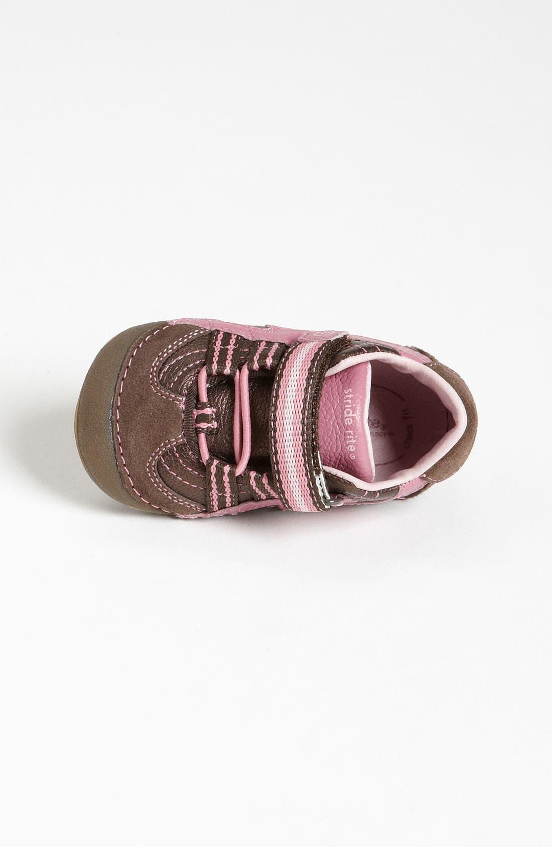 Alternate Image 3  - Stride Rite 'Stephanie' Sneaker (Baby & Walker)
