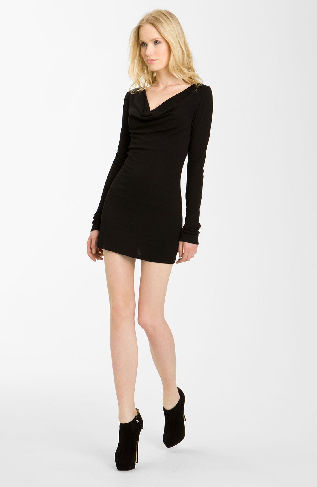 Main Image - Pierre Balmain Cutout Back Dress