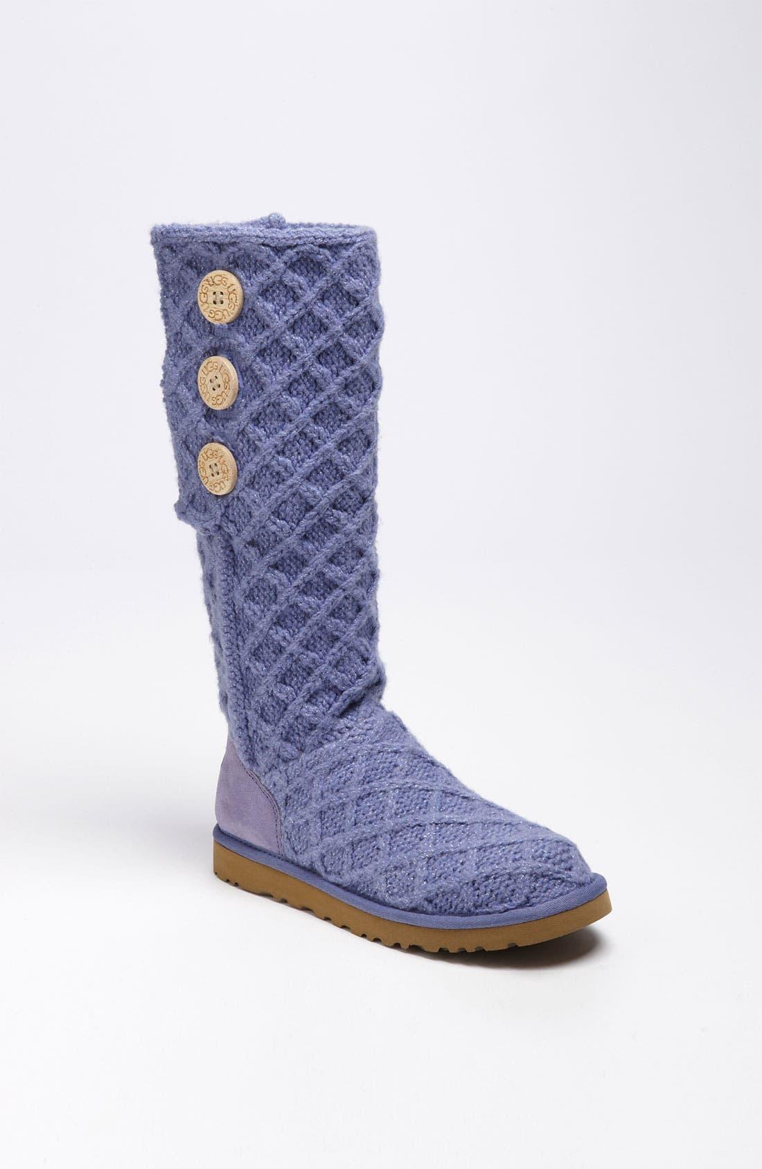 Alternate Image 2  - UGG® Australia 'Lattice Cardy' Boot