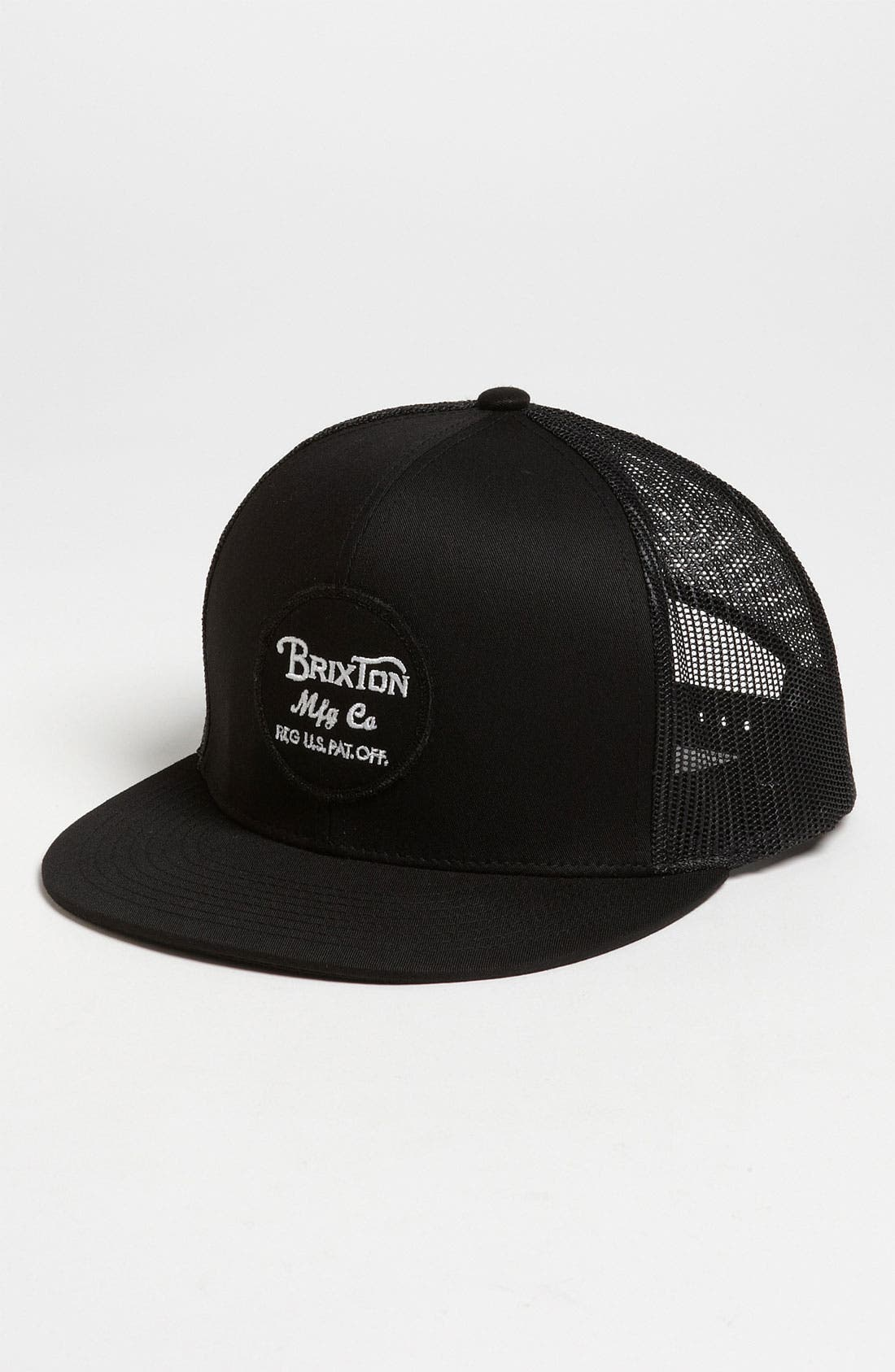 Alternate Image 1 Selected - Brixton 'Wheeler' Trucker Hat