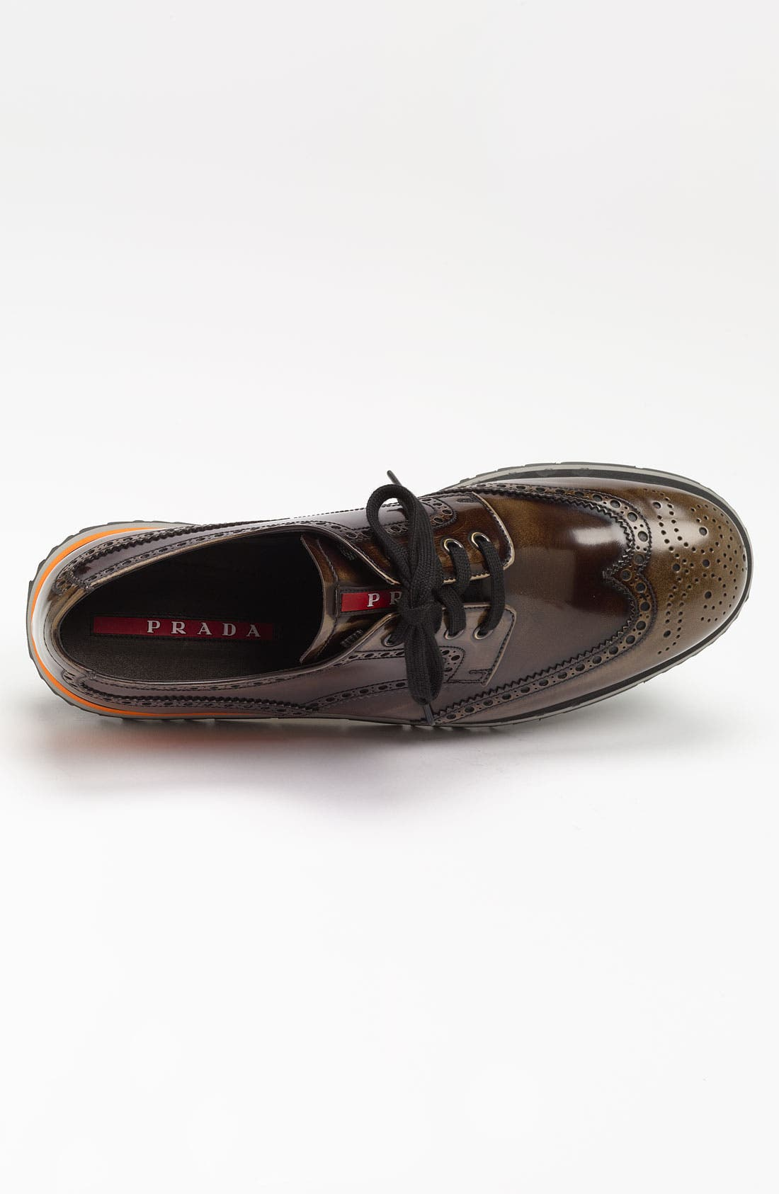 Alternate Image 3  - Prada Sport Sole Wingtip