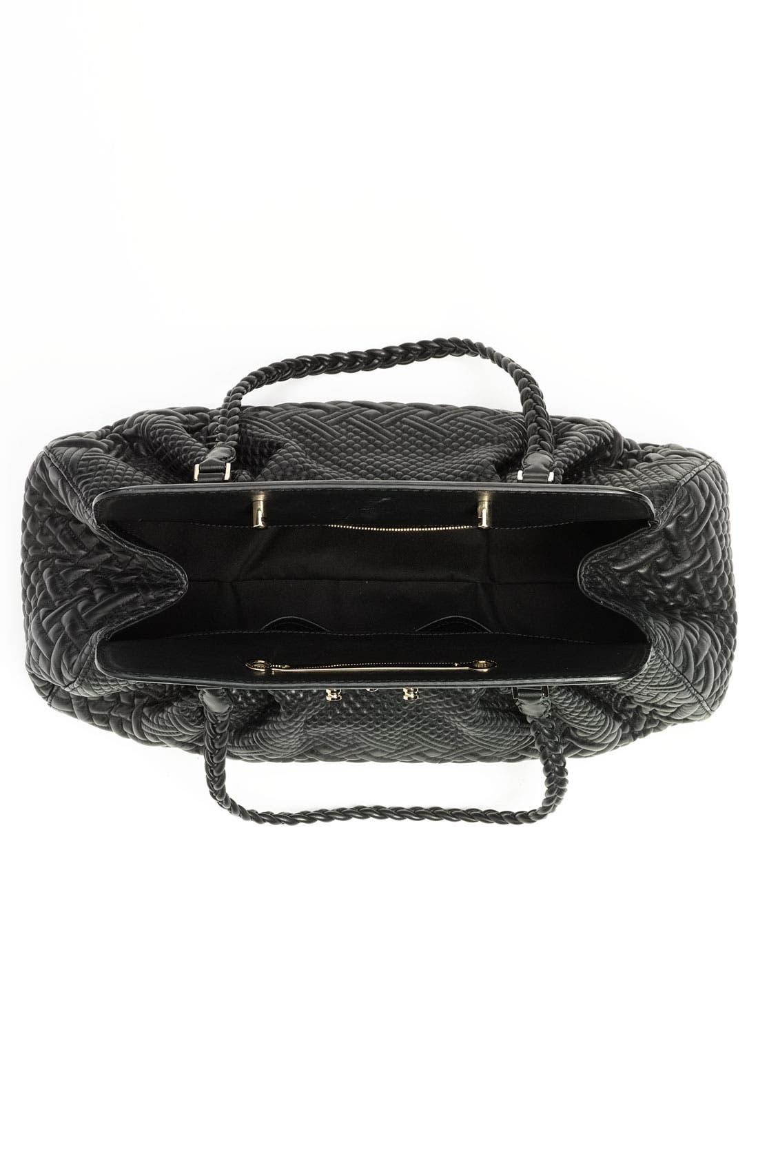 Alternate Image 3  - Valentino 'Demetra' Leather Shoulder Bag