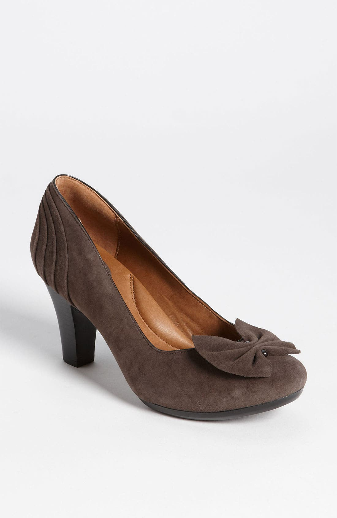 Alternate Image 1 Selected - Clarks® 'Society Ball' Pump