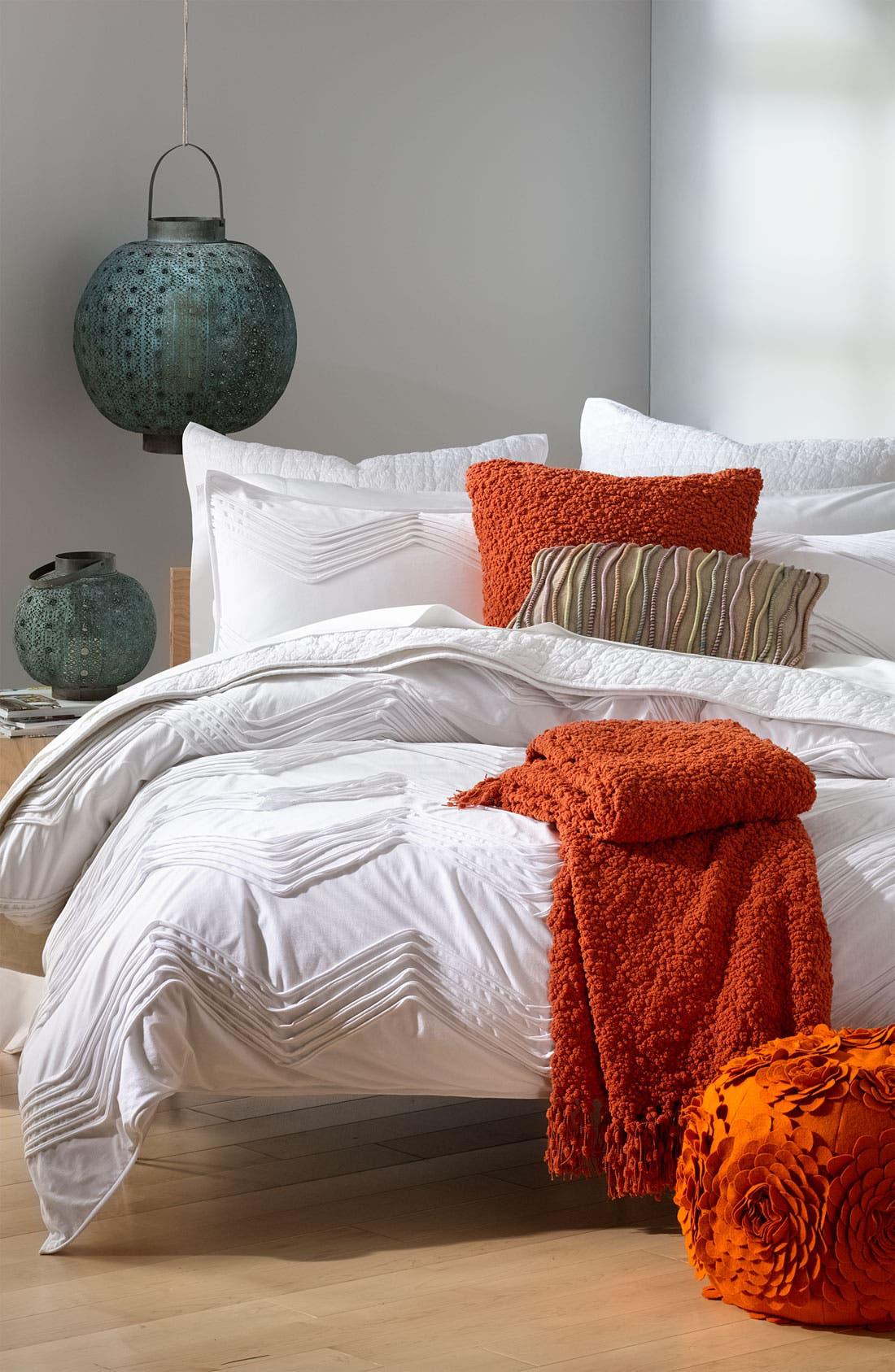 Alternate Image 2  - Nordstrom at Home 'Jasper Jersey' Duvet Cover