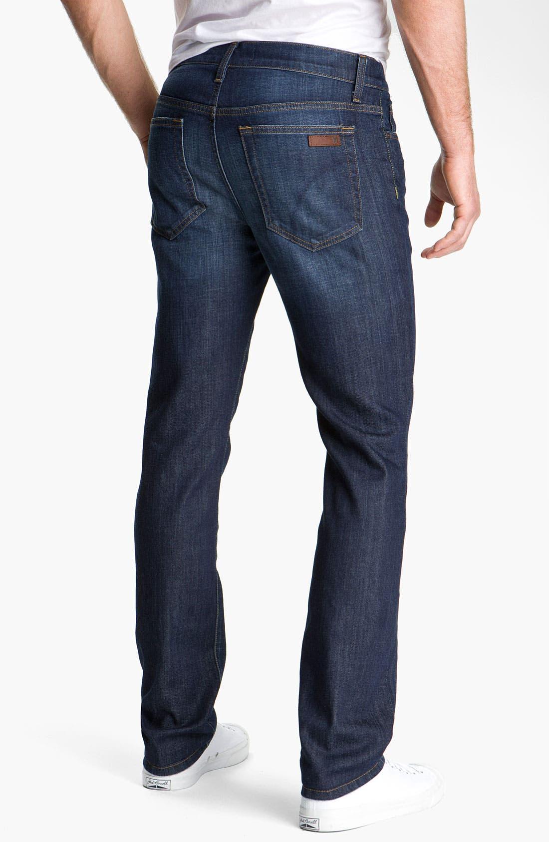 Alternate Image 1 Selected - Joe's 'Brixton' Slim Straight Leg Jeans (Kieran)