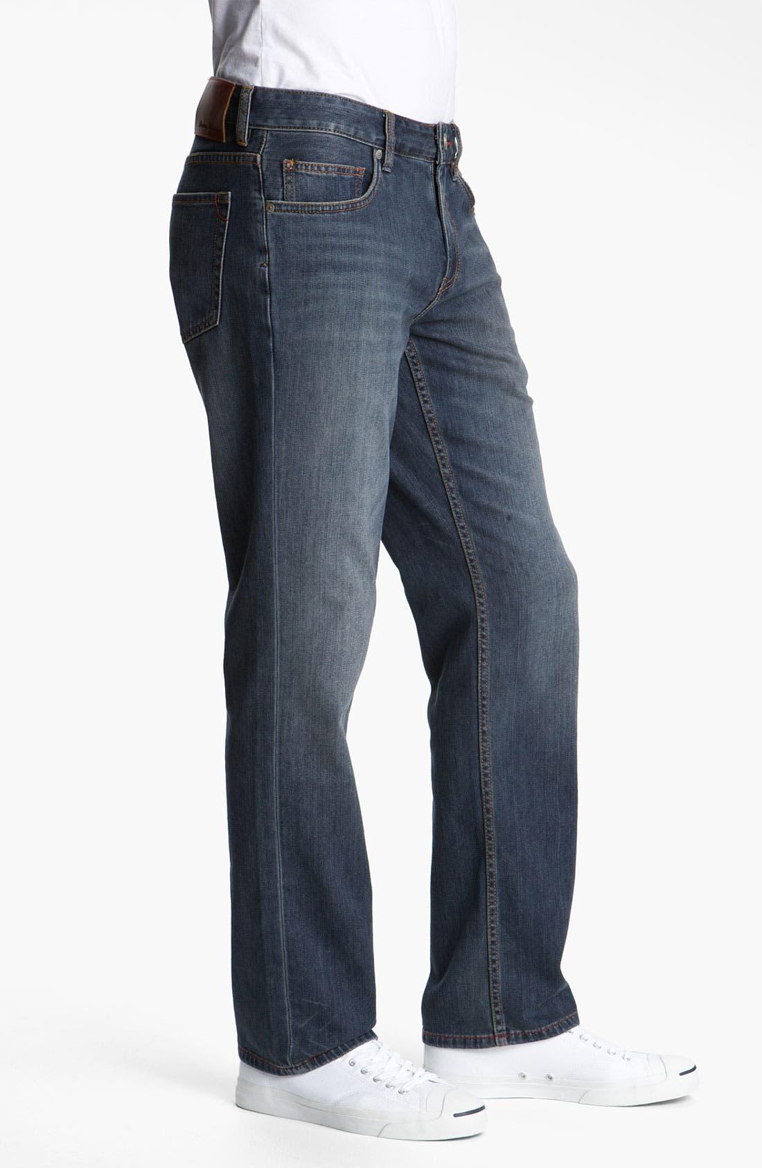 Alternate Image 2  - Tommy Bahama Denim 'Original Cooper' Jeans (Dark Storm)