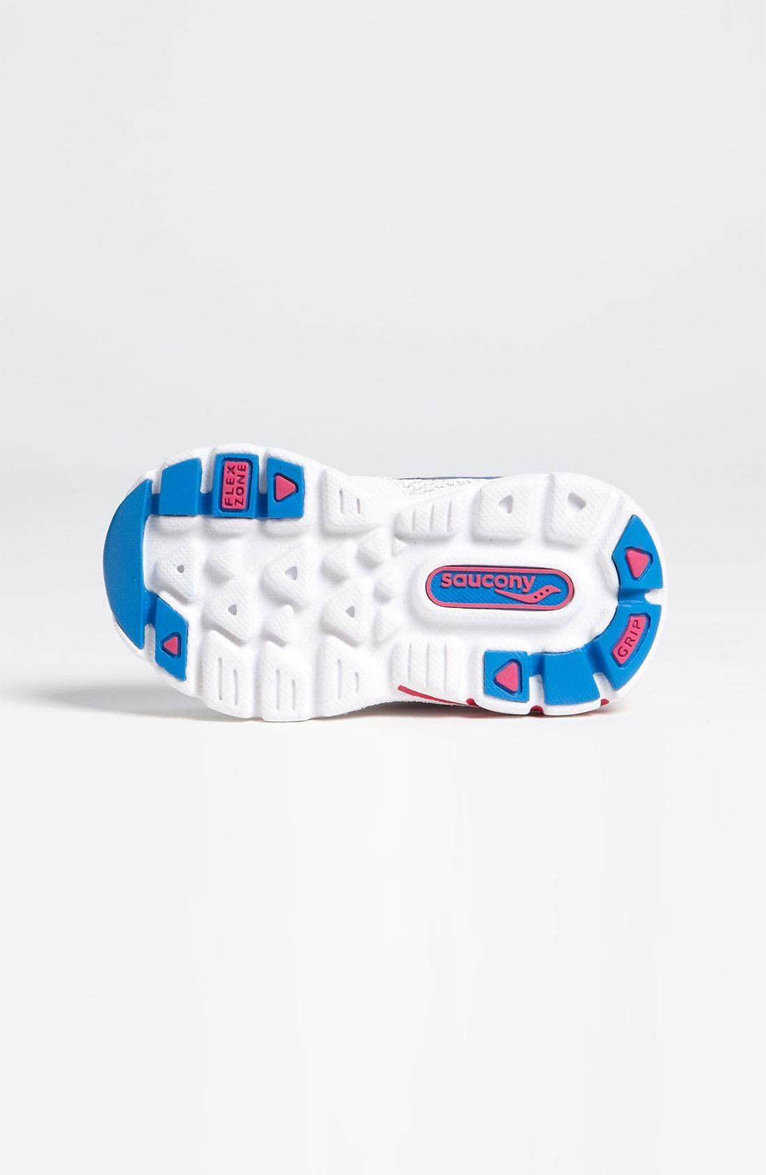 Alternate Image 4  - Saucony 'Blaze' Sneaker (Baby, Walker & Toddler)