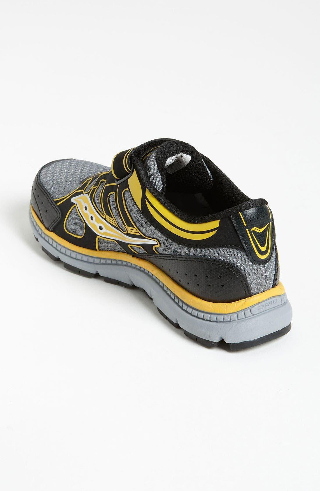 Alternate Image 2  - Saucony 'Crossfire' Sneaker (Toddler, Little Kid & Big Kid)