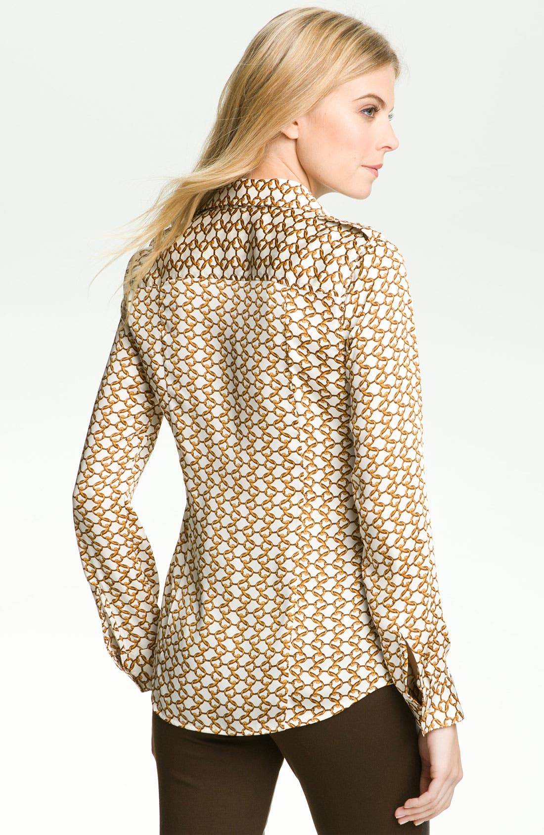 Alternate Image 2  - MICHAEL Michael Kors Print Shirt