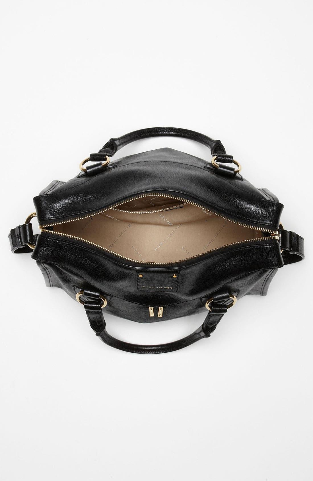 Alternate Image 3  - MARC JACOBS 'Small Wellington Fulton' Leather Satchel