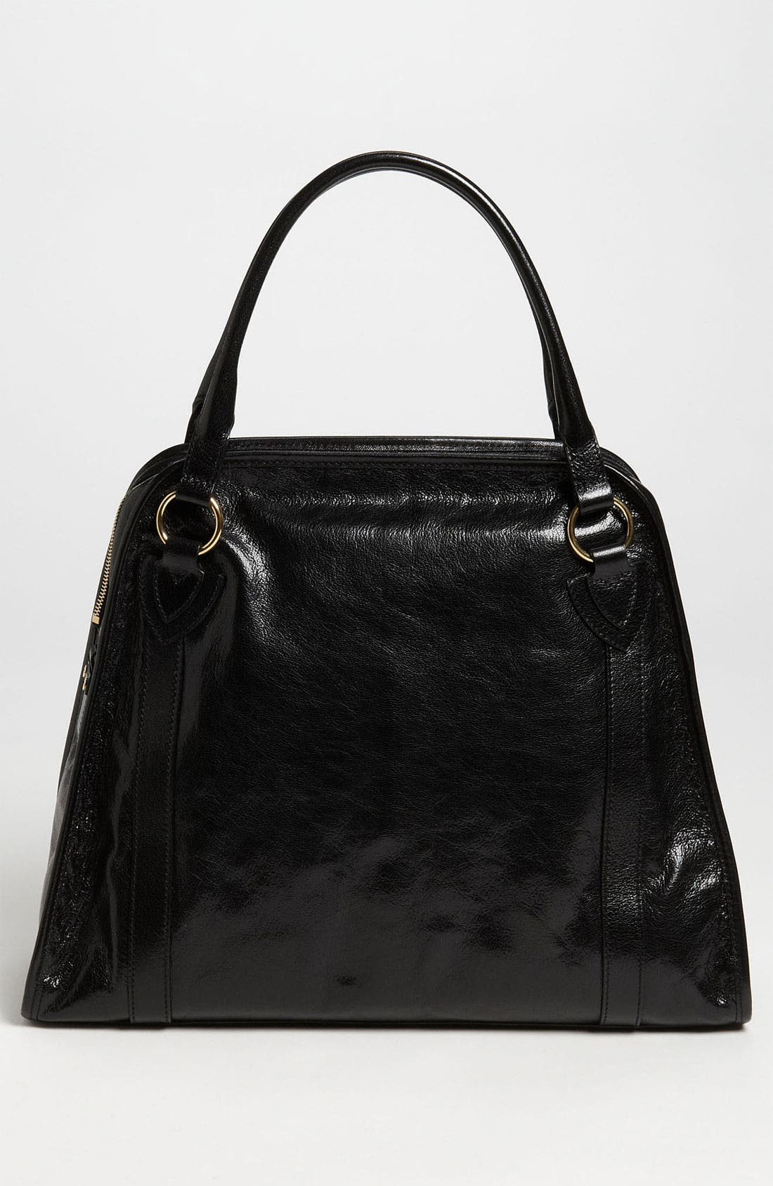 Alternate Image 4  - MARC JACOBS 'Wellington' Goatskin Leather Satchel