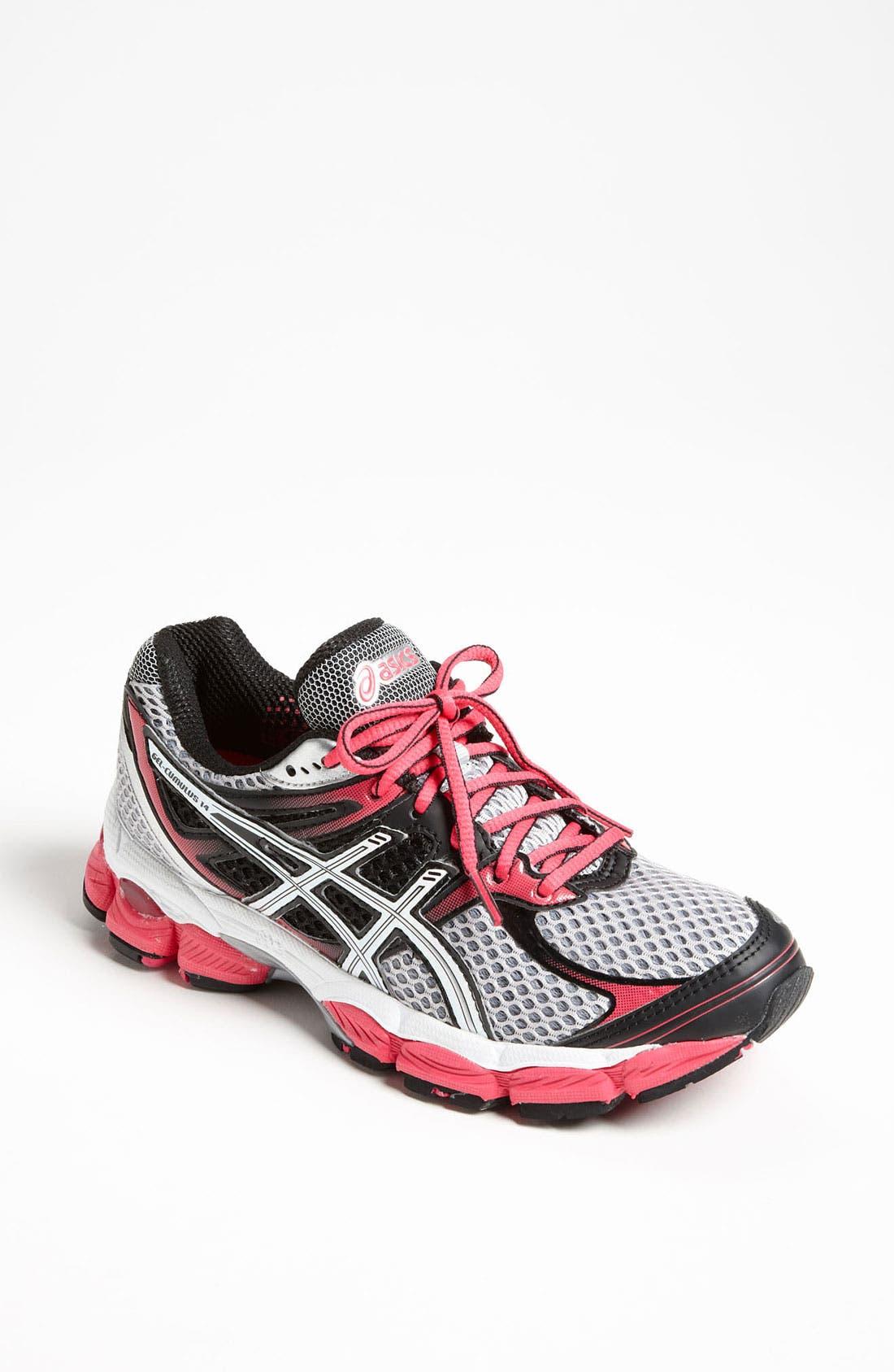 Main Image - ASICS® 'GEL-Cumulus 14' Running Shoe (Women)(Retail Price: $109.95)