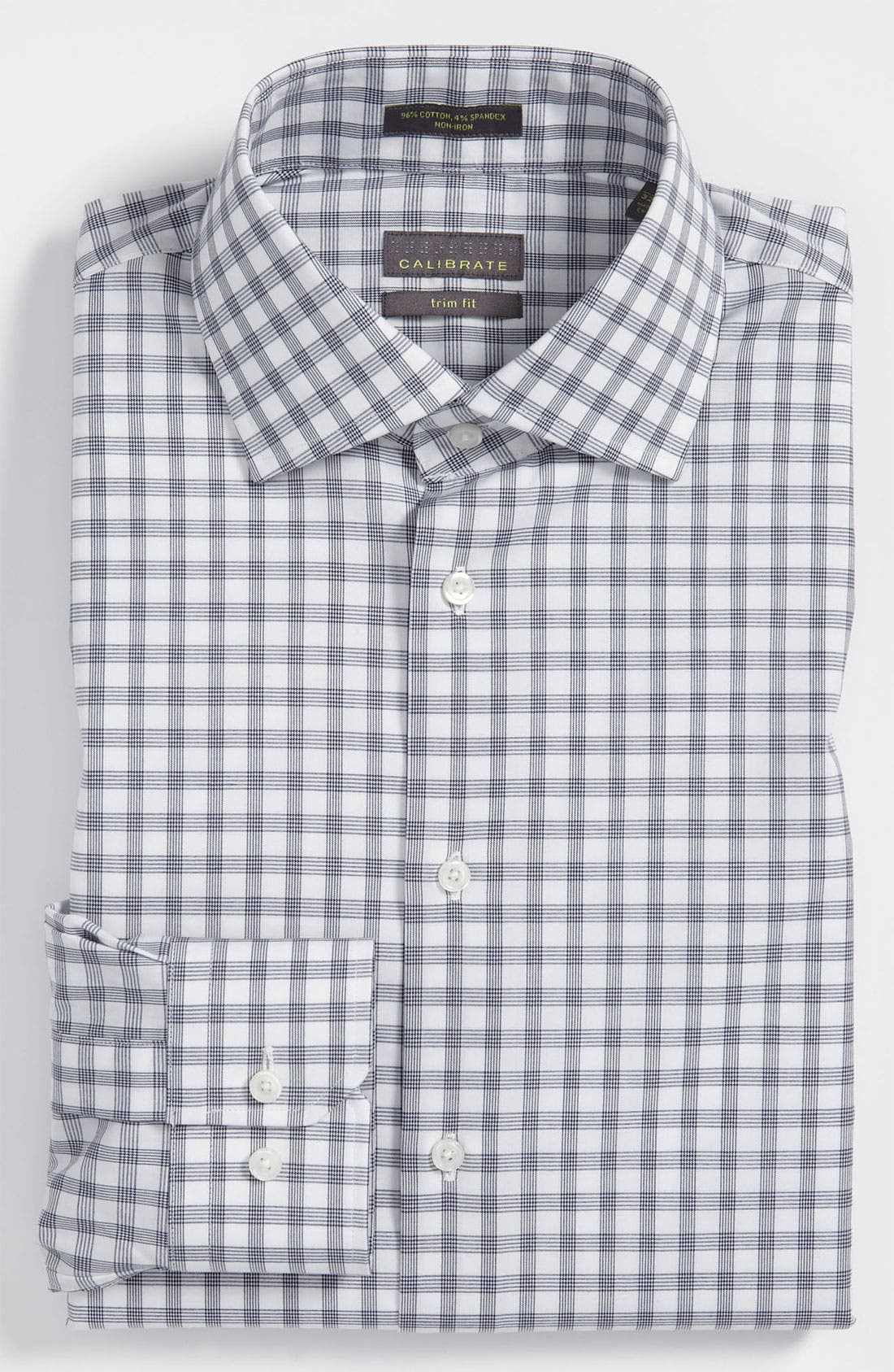 Alternate Image 1 Selected - Calibrate Trim Fit Dress Shirt