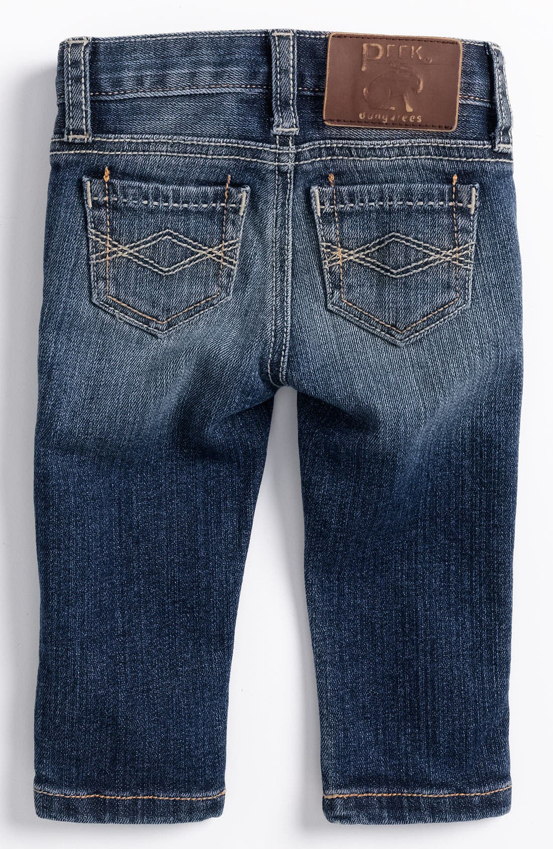 Alternate Image 1 Selected - Peek 'Maya' Skinny Jeans (Infant)