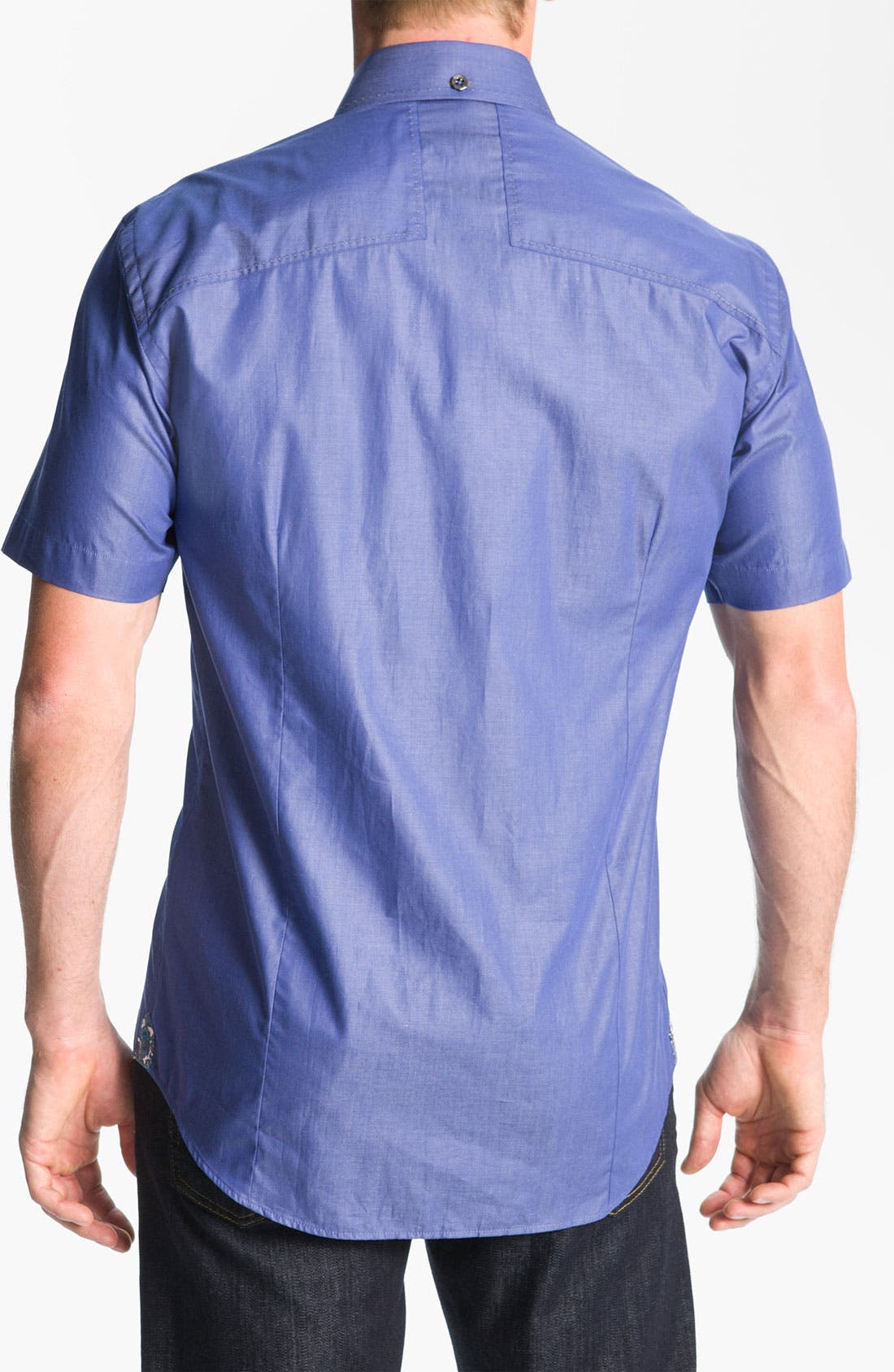 Alternate Image 3  - Bogosse 'Mini Aramis' Sport Shirt