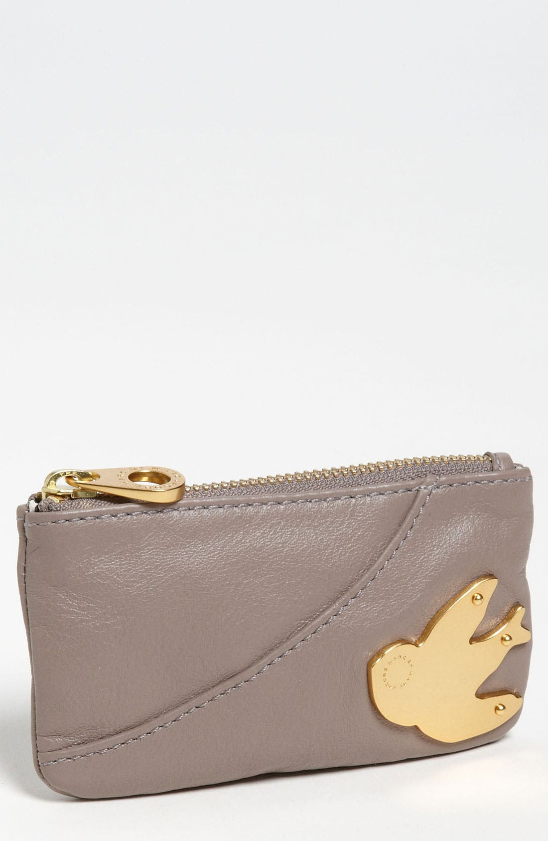 Alternate Image 1 Selected - MARC BY MARC JACOBS 'Petal to the Metal' Key Pouch