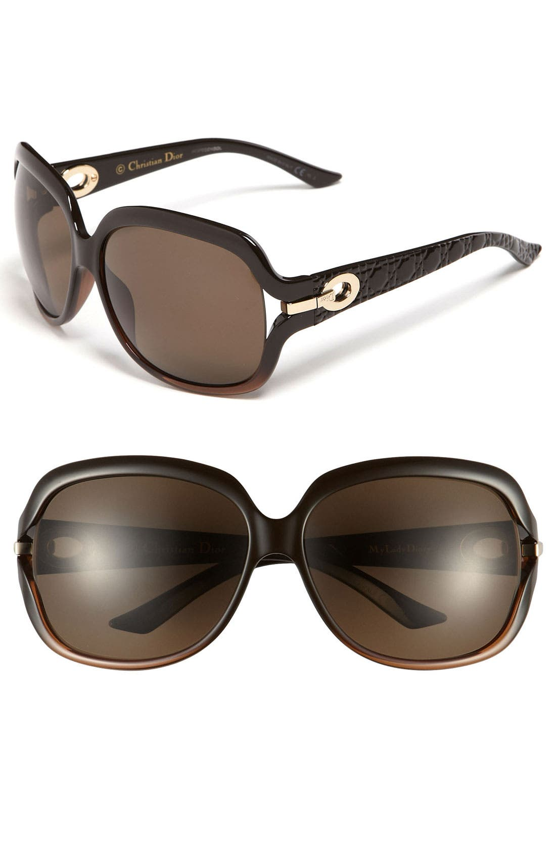Alternate Image 1 Selected - Dior 'My Lady Dior - 7' Sunglasses