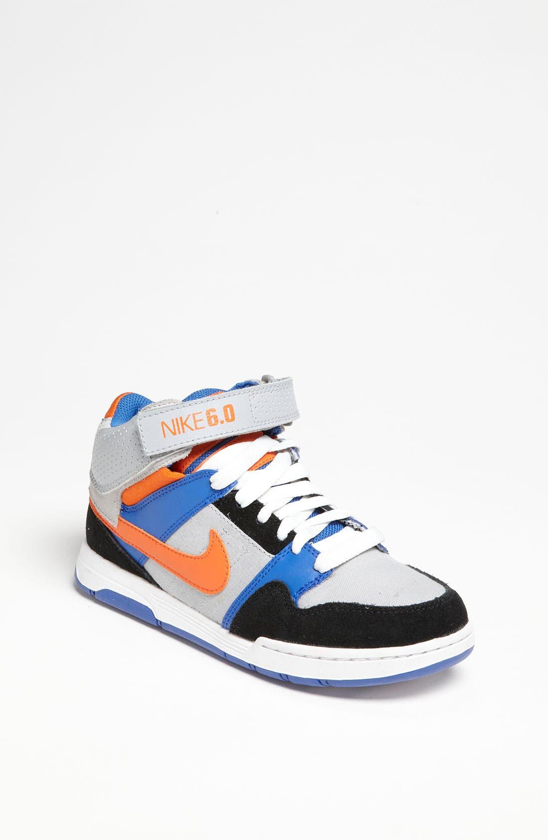 Alternate Image 1 Selected - Nike 6.0 'Mogan Mid 2 Jr.' Sneaker (Little Kid & Big Kid)