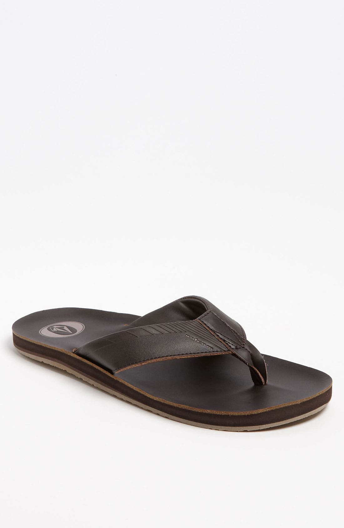 Alternate Image 1 Selected - Volcom 'Creedlers - Lector' Flip Flop
