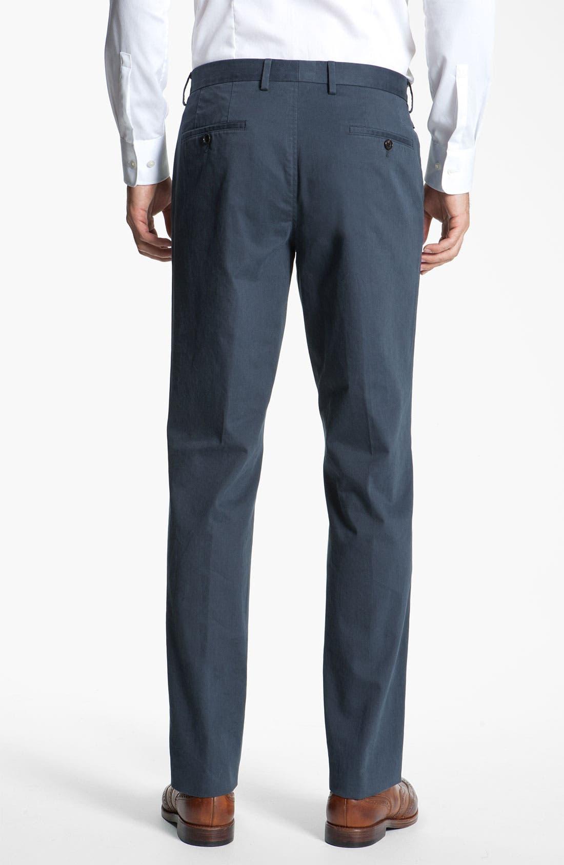 Alternate Image 2  - BOSS Black 'Shap' Trousers