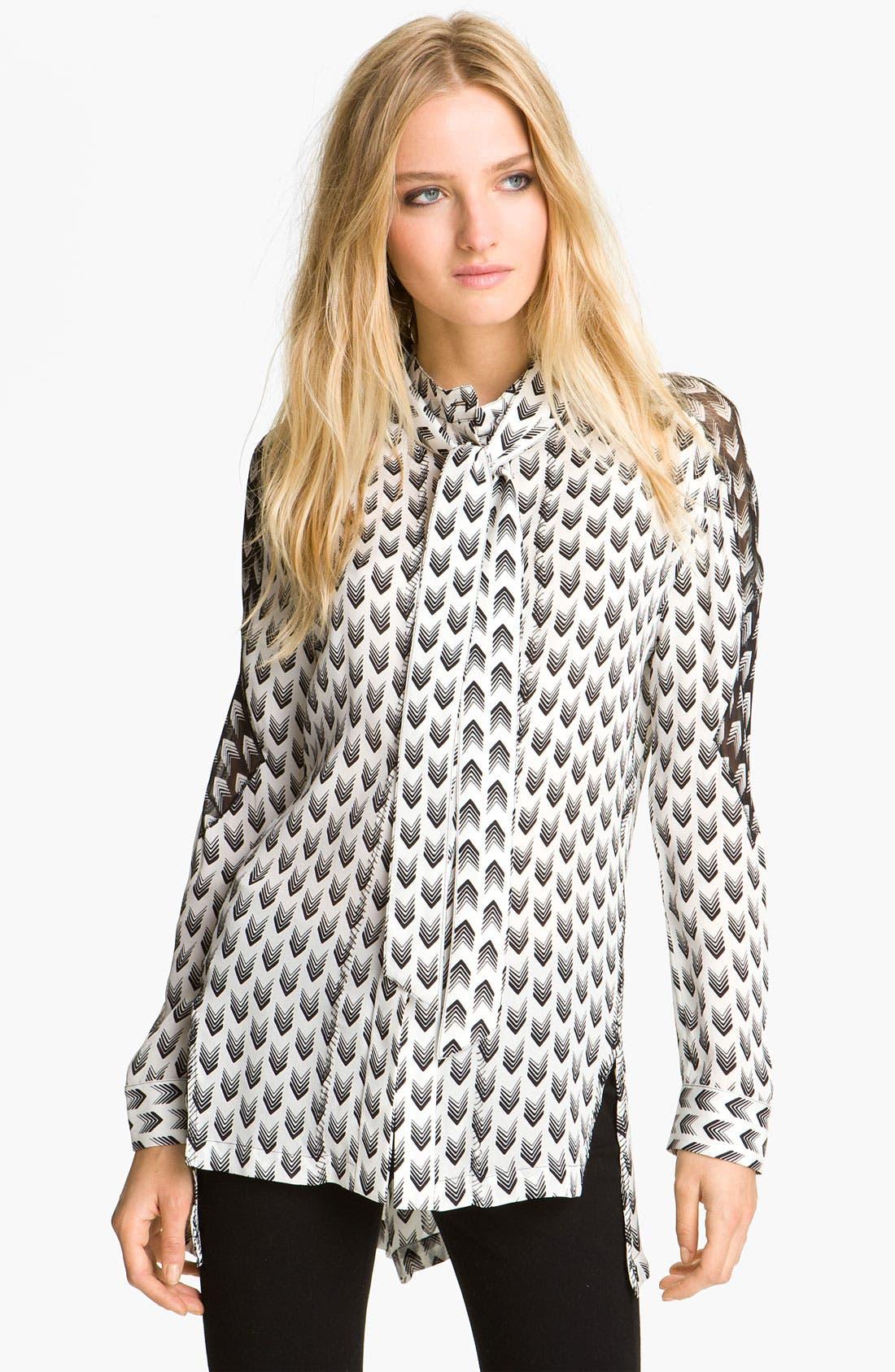 Main Image - rag & bone 'Gayatri Arrow' Print Shirt