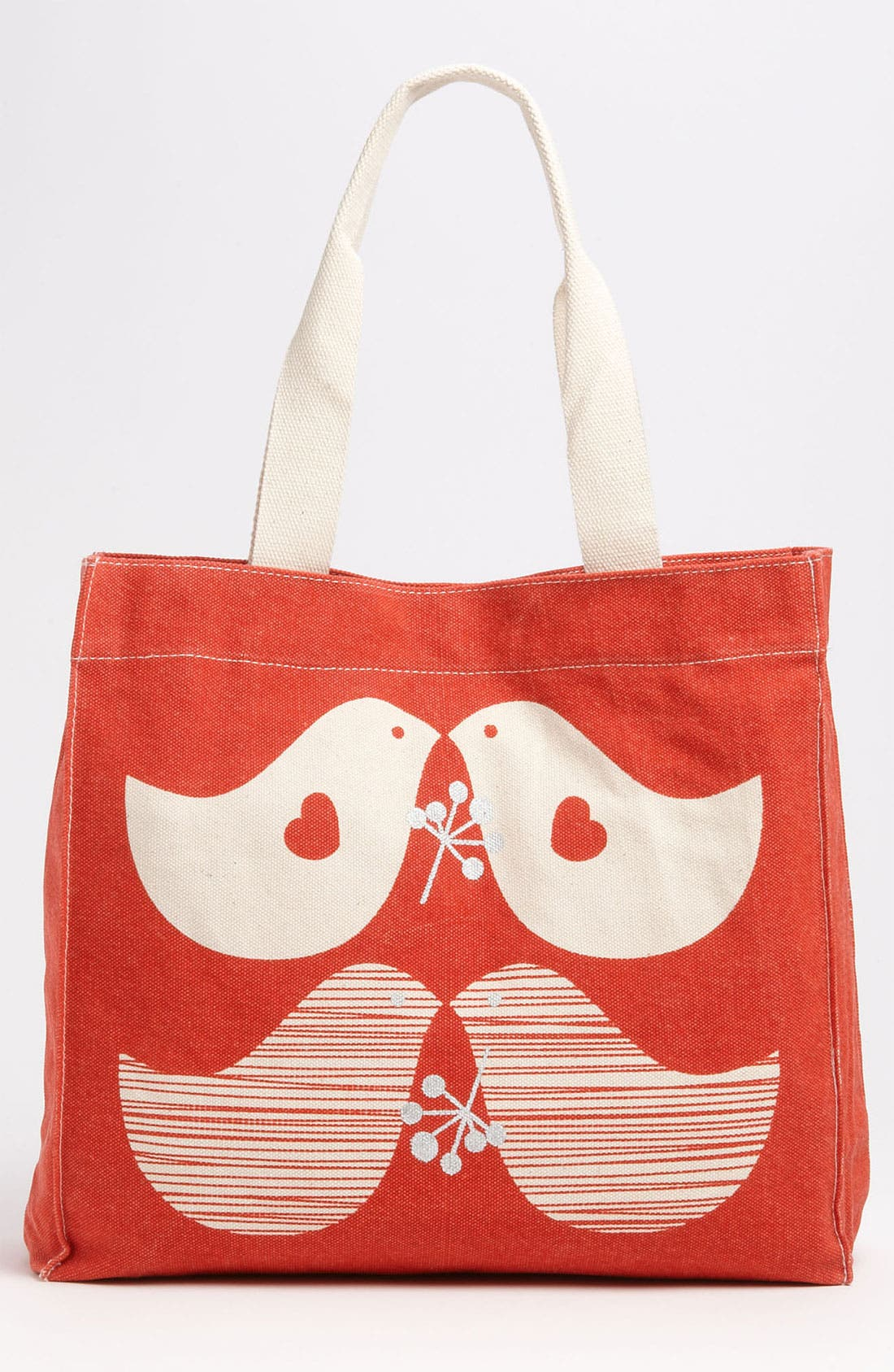 Alternate Image 4  - Apple & Bee Organic Cotton Canvas Tote
