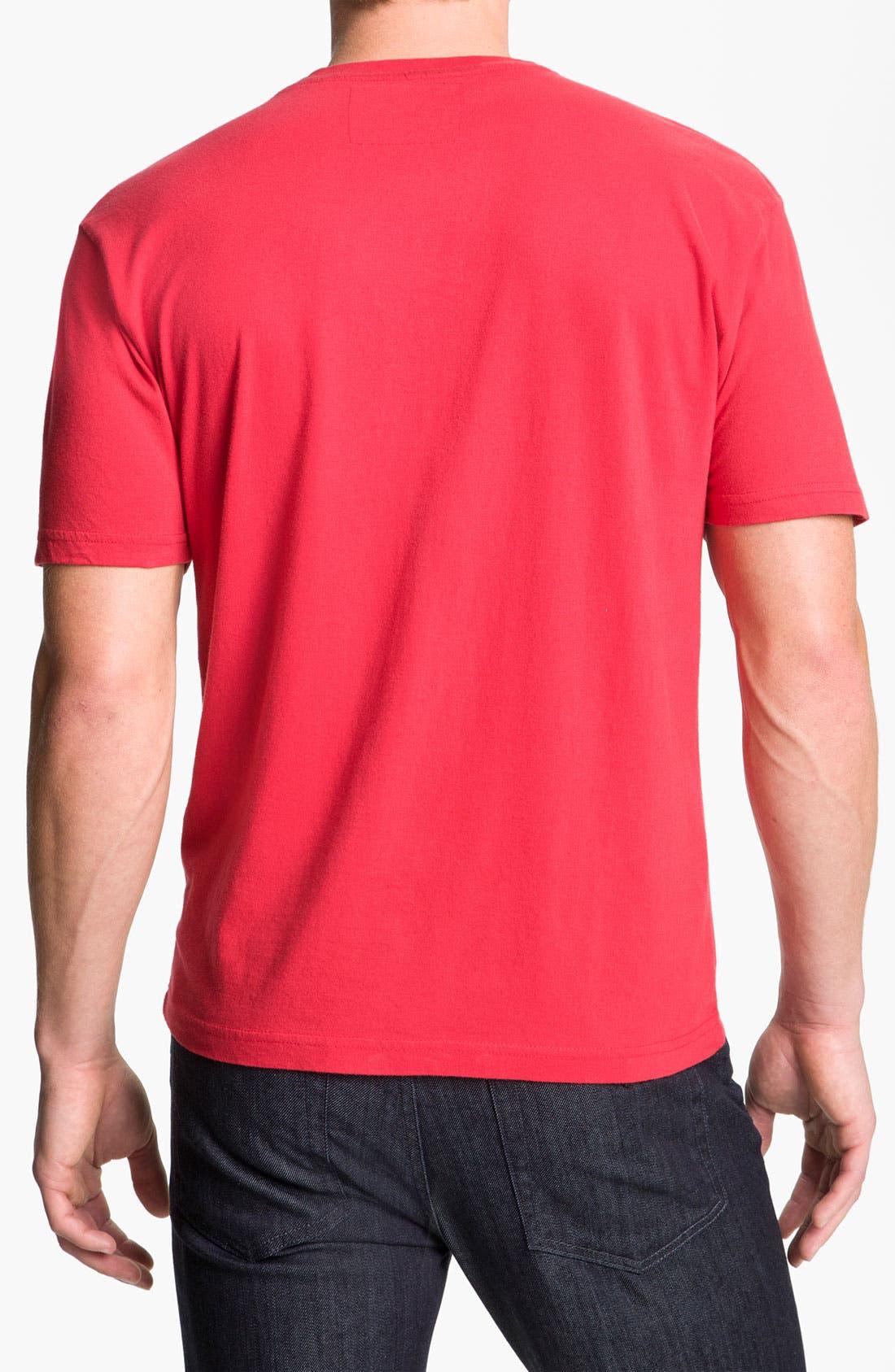 Alternate Image 2  - Wright & Ditson 'St. Louis Cardinals' Baseball T-Shirt