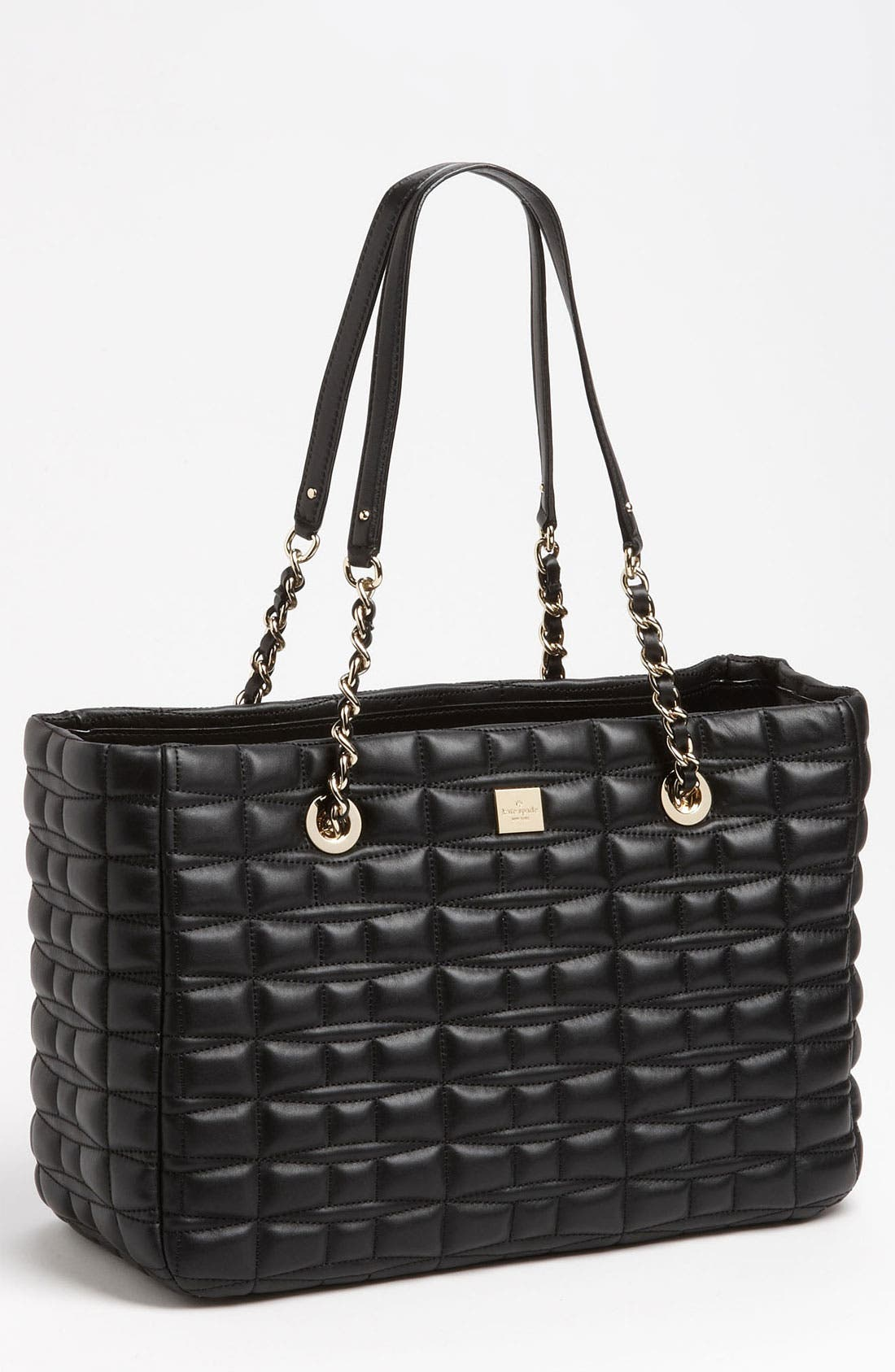 Main Image - kate spade new york 'signature spade - jane' shoulder bag