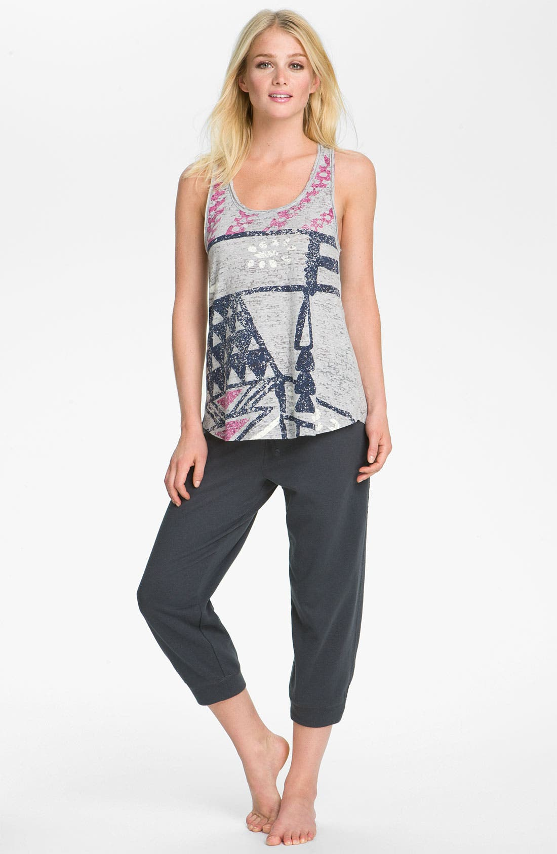 Alternate Image 4  - Steve Madden Lounge Capris