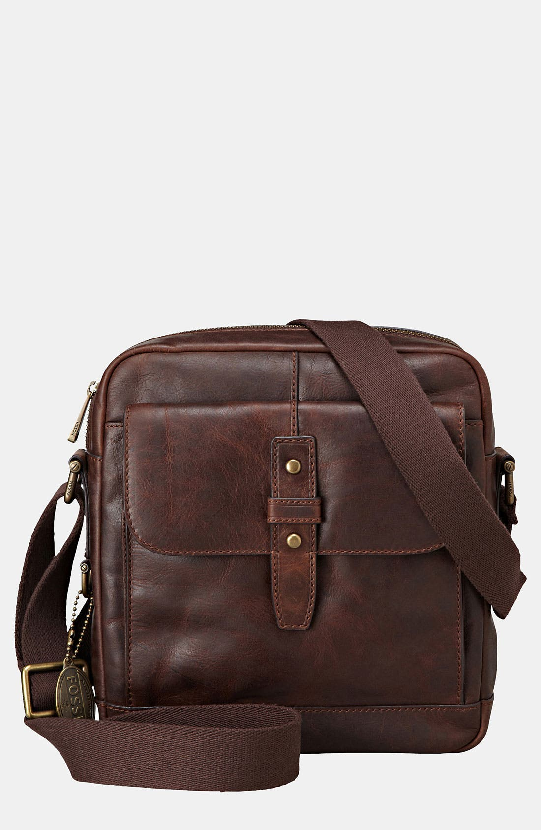 Main Image - Fossil 'Dillon' City Bag