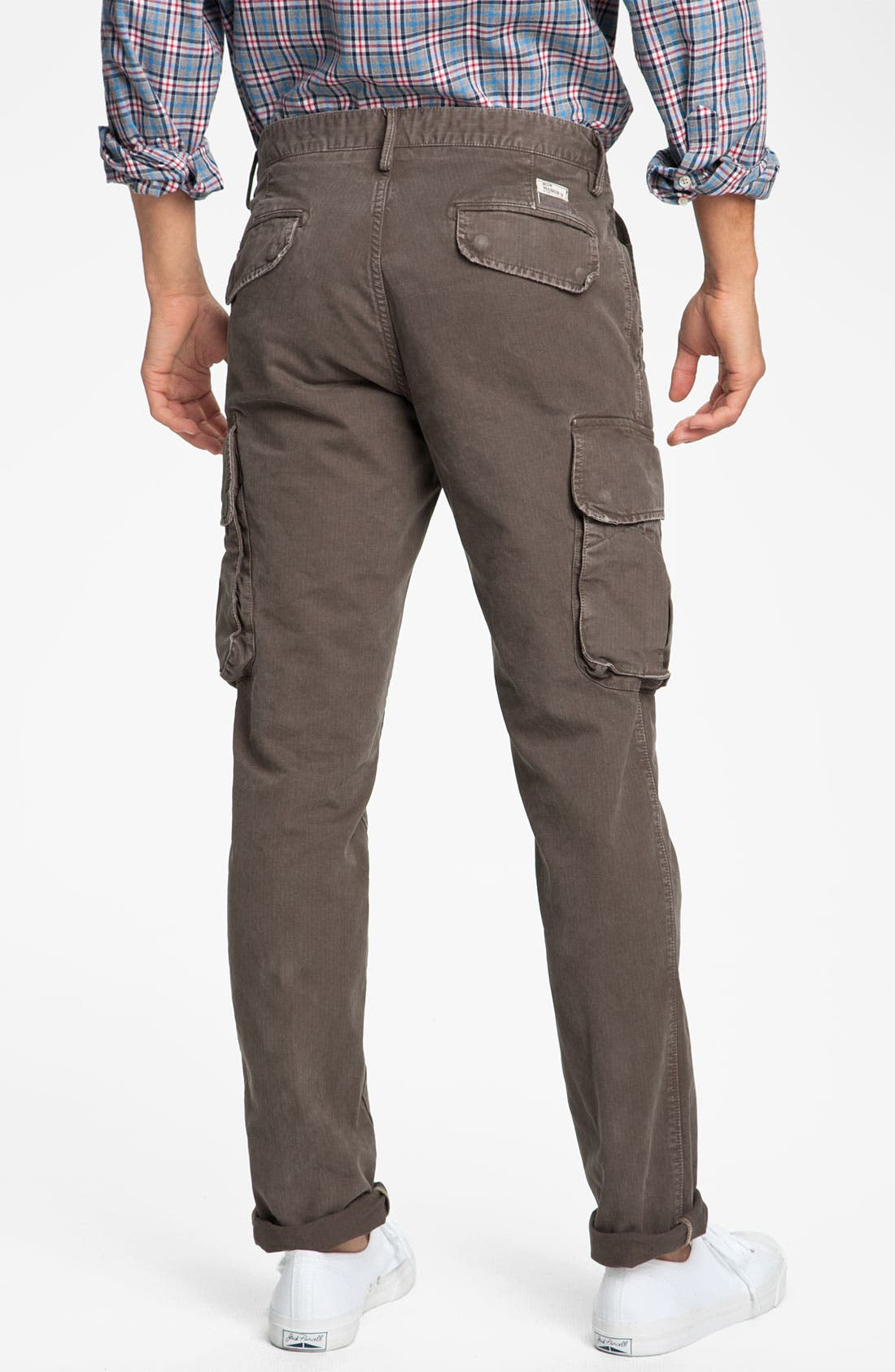 Alternate Image 2  - Mason's Slim Fit Cargo Pants