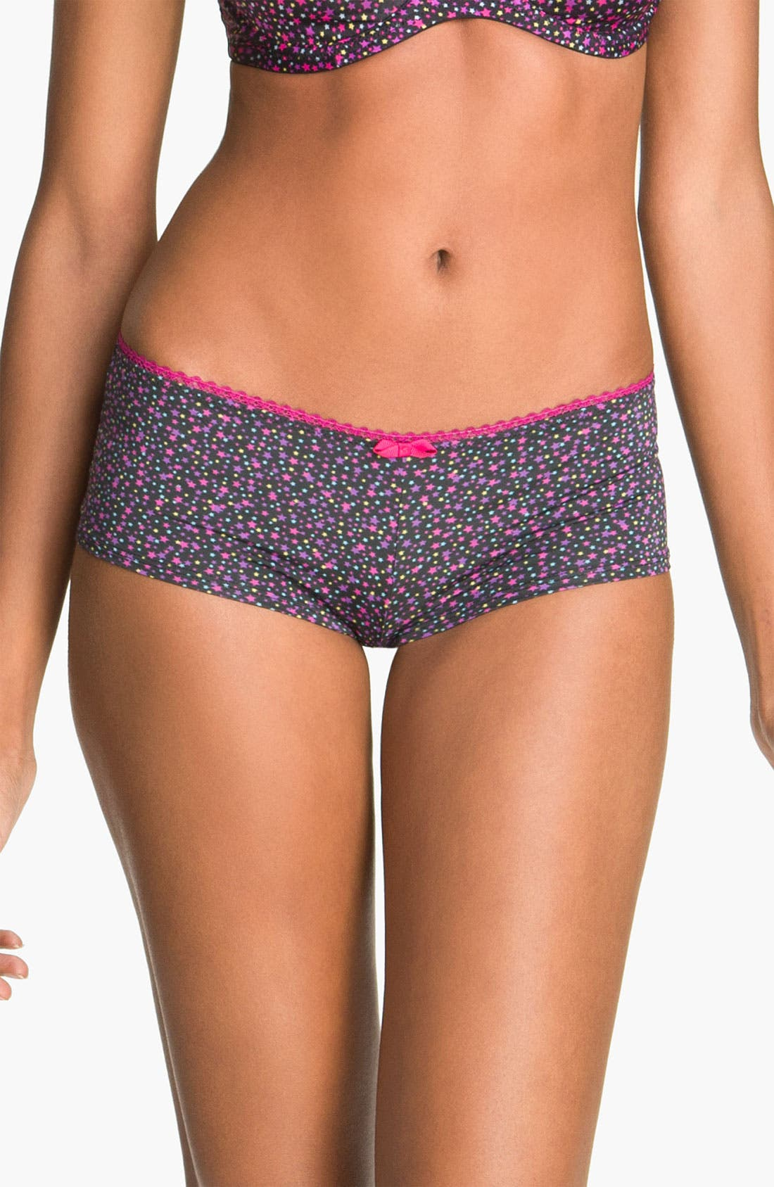 Alternate Image 1 Selected - Panache 'Karen' Boyshorts