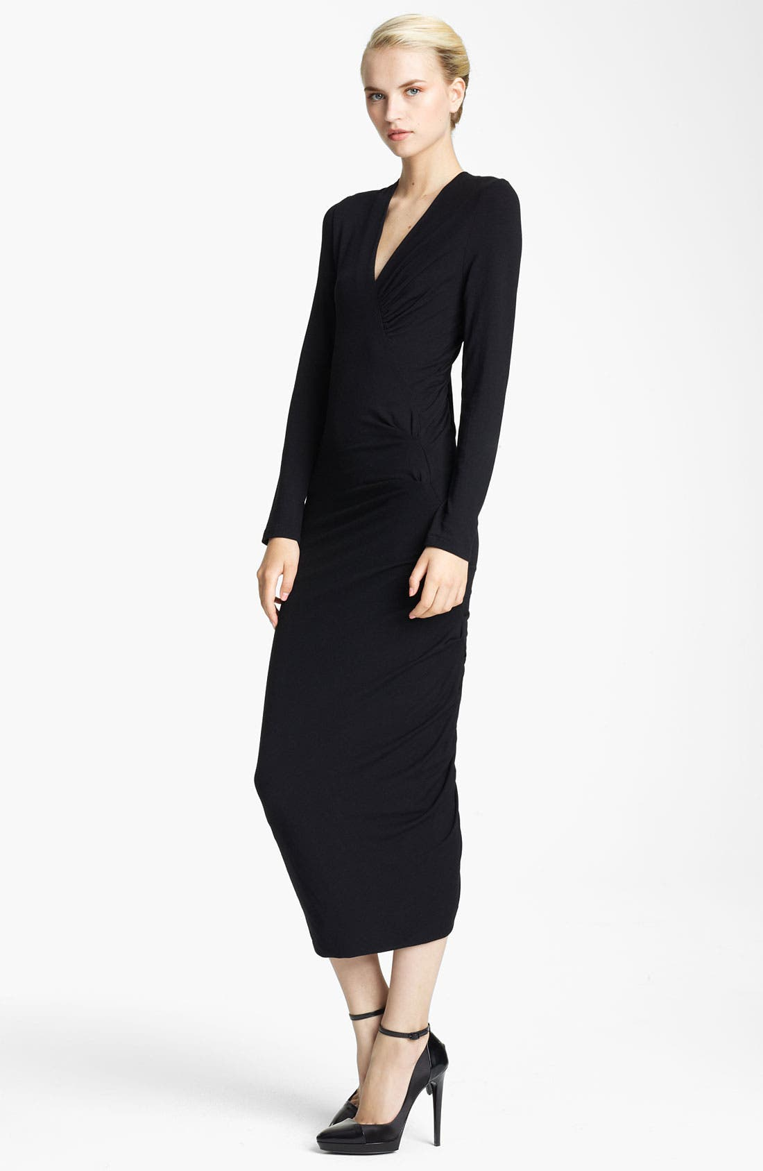 Alternate Image 1 Selected - Donna Karan Collection Jersey Dress