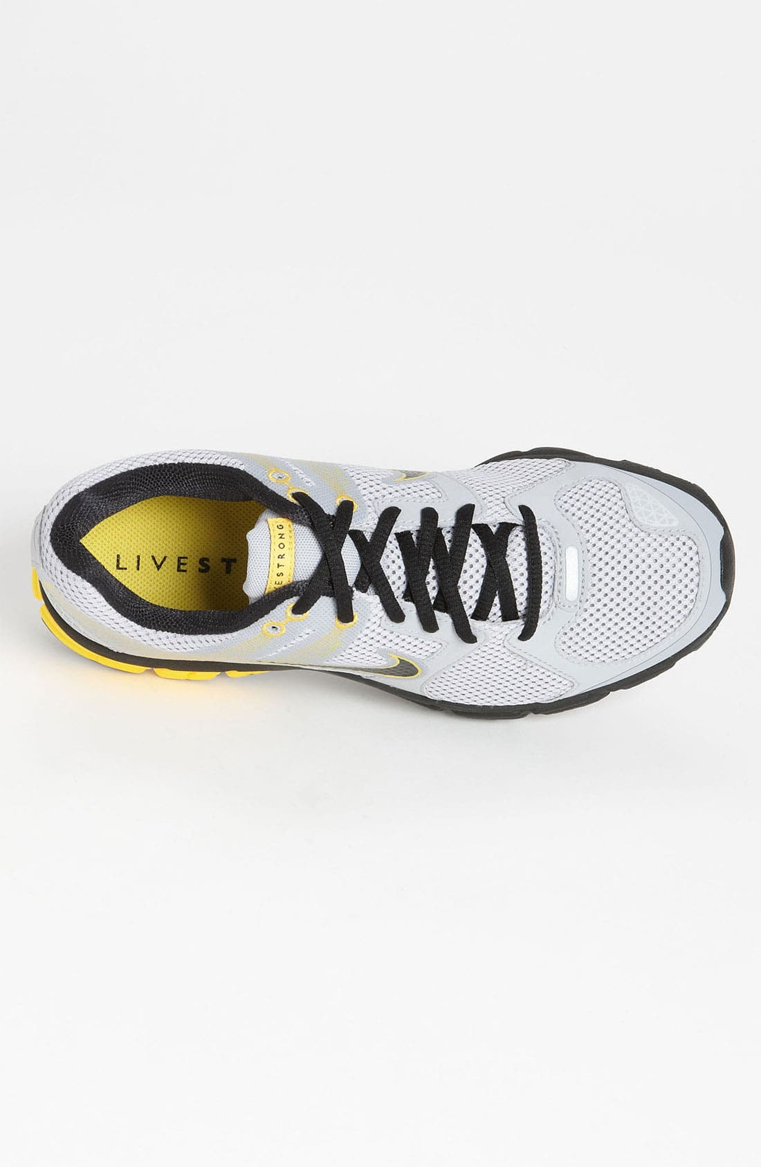 Alternate Image 3  - Nike 'LIVESTRONG Zoom Structure+ 15' Running Shoe (Men)