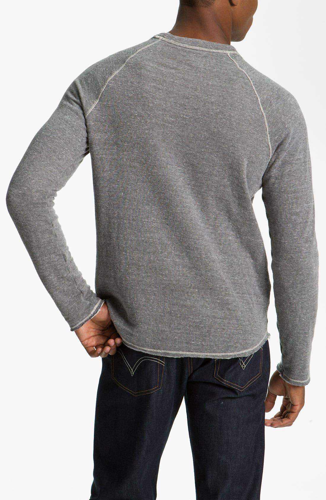 Alternate Image 2  - Splendid Mills 'Everett' Crewneck Sweatshirt