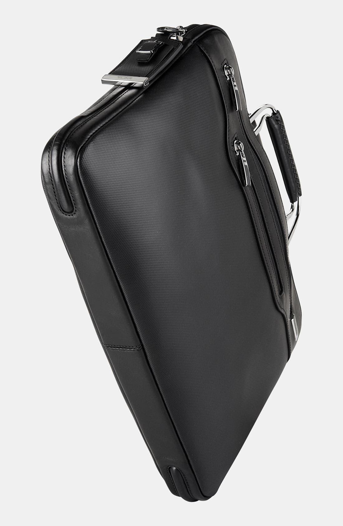 Alternate Image 4  - Tumi 'Arrive - Tegel' Slim Leather Portfolio