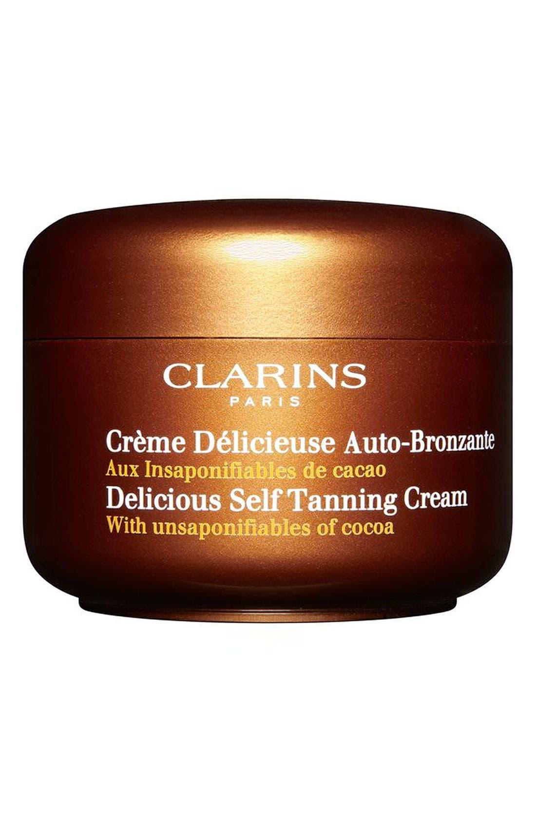 Clarins 'Delicious' Self-Tanning Cream