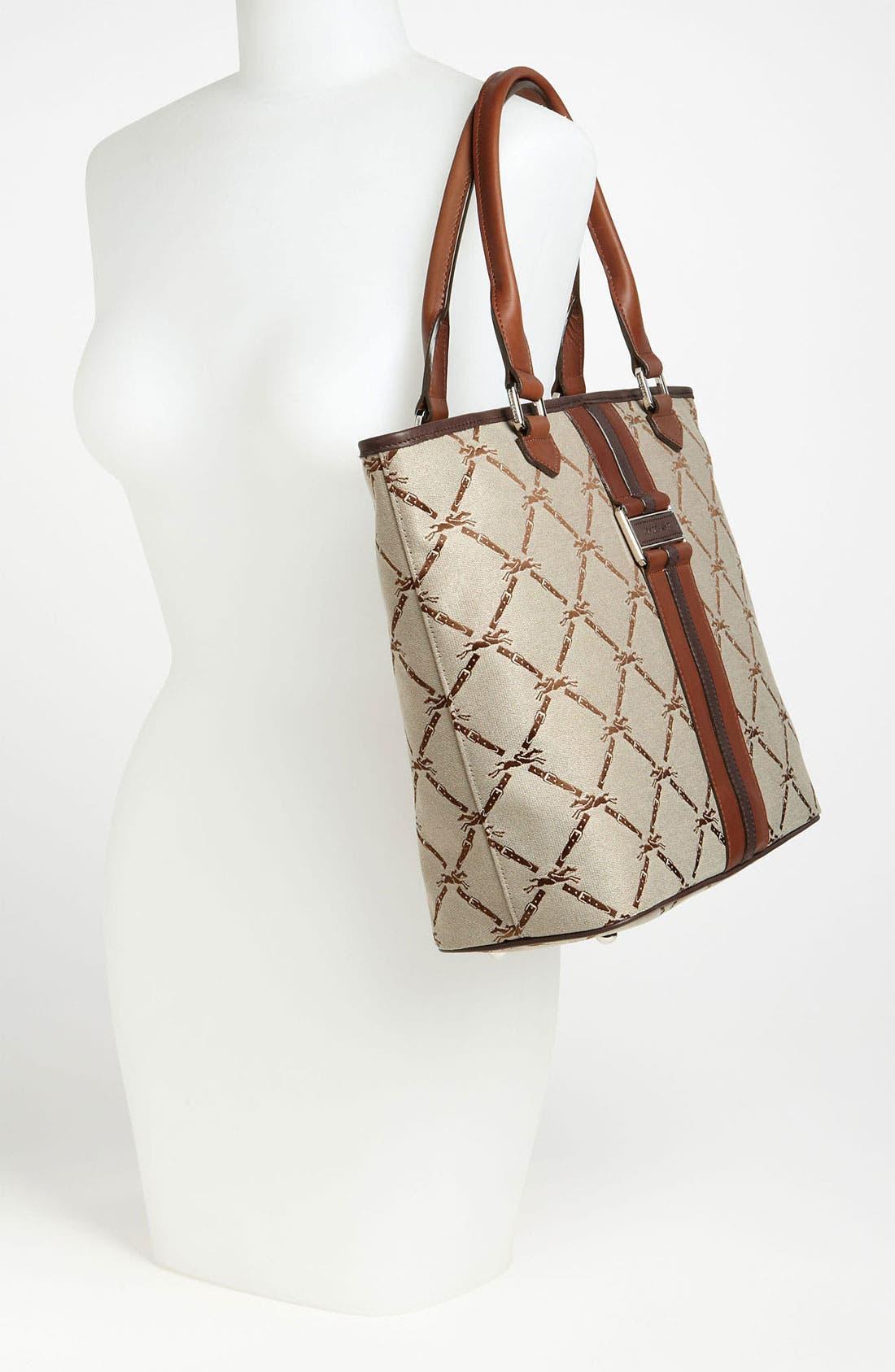 Alternate Image 2  - Longchamp 'LM Jacquard' Shoulder Bag