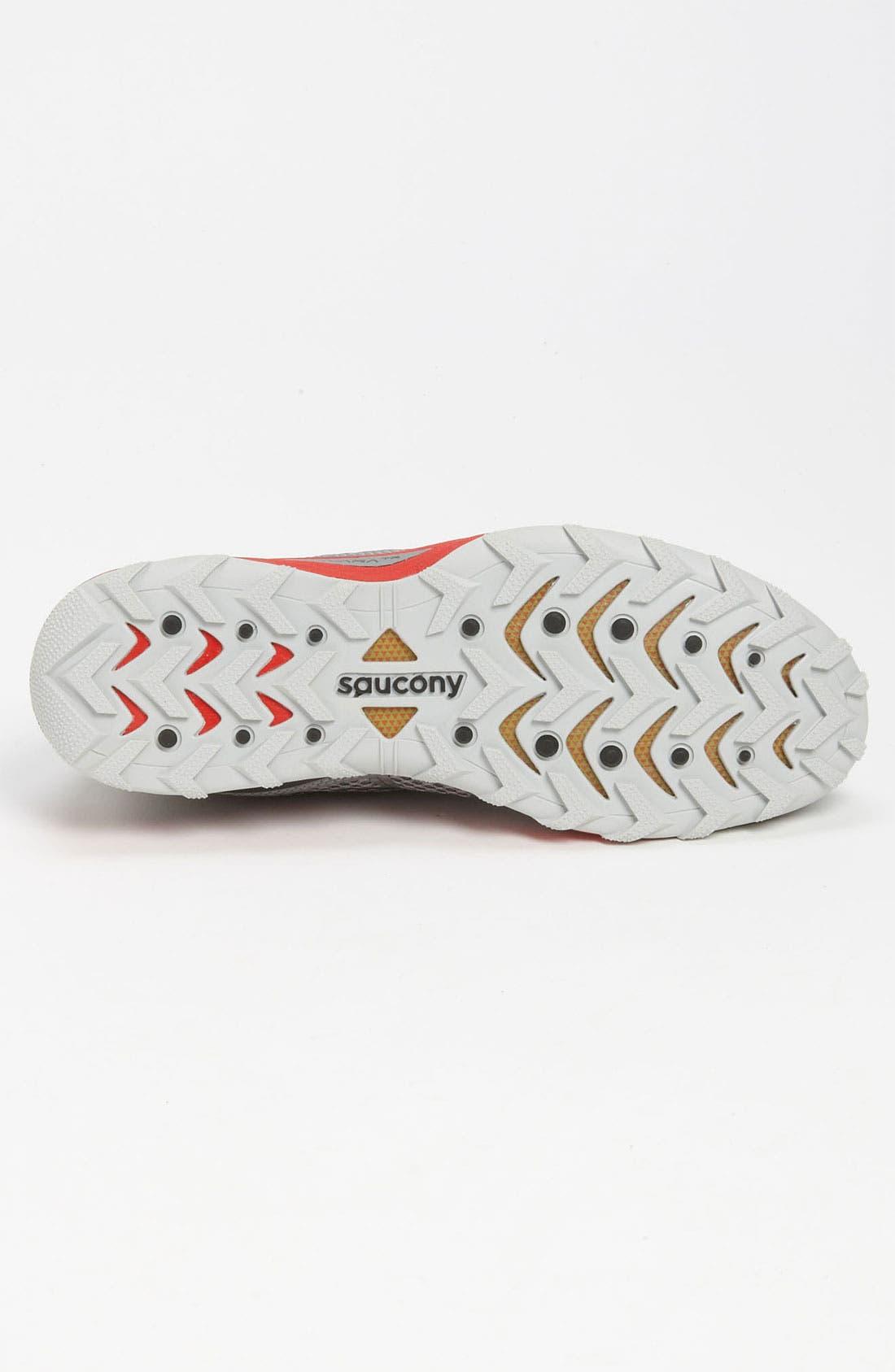 Alternate Image 4  - Saucony 'ProGrid Kinvara TR' Trail Running Shoe (Men)