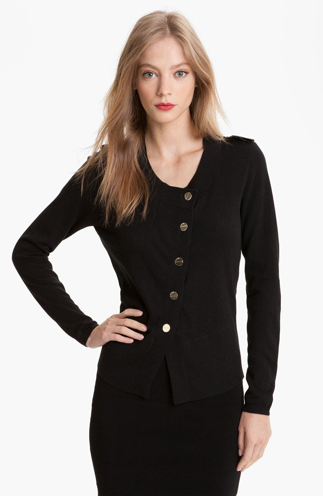 Alternate Image 1 Selected - Ted Baker London 'Birdie Branch' Cardigan