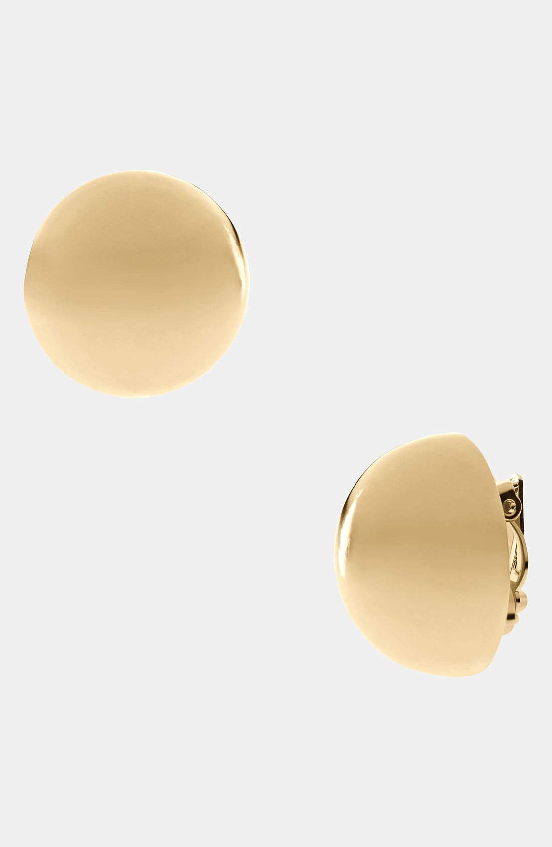 Alternate Image 1 Selected - Michael Kors 'Very Hollywood' Clip Earrings