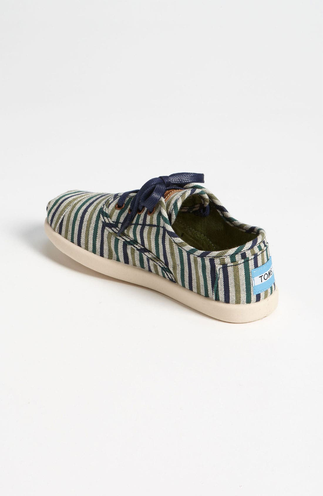Alternate Image 2  - TOMS 'Cordones Youth - Renato' Slip-On (Toddler, Little Kid & Big Kid)